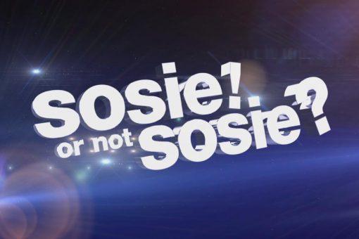 SOSIE OR NOT SOSIE